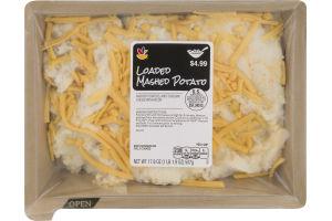 Ahold Loaded Mashed Potato