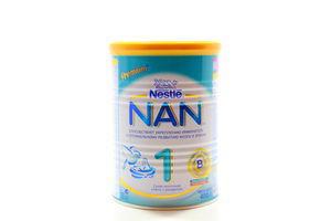 Смесь Nan №1 Premium Nestle 400г ж/б