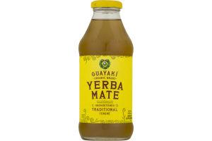 Guayaki Yerba Mate Traditional Unsweetened Tereré