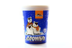 Мороженое Пломбир Три медведя 500г