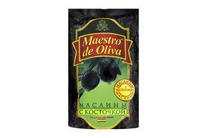 Маслини Maestro de Oliva з/к 170г