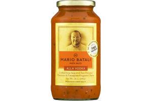 Mario Batali Pasta Sauce Alla Vodka