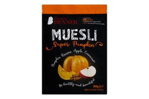 Мюслі Super Pumpkin Doctor Benner д/п 300г