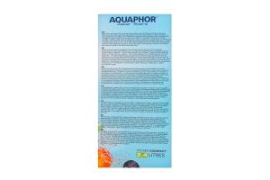 Фільтр для води салатовий 2.4л №Р153В25F Аквафор 1шт