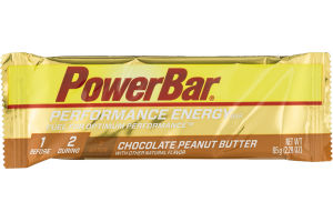 PowerBar Performance Energy Bar Chocolate Peanut Butter