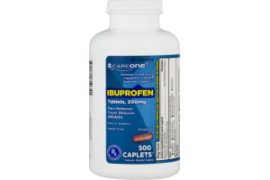 CareOne Ibuprofen - 500 CT