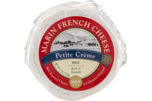Marin French Cheese Petite Creme Brie