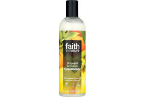 Faith in Nature Conditioner Grapefruit and Orange