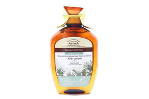 Масло для ванн и душа Кедр и Кипарис 3в1 Зеленая аптека 250мл