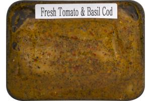Slade Gorton Fresh Tomato & Basil Cod