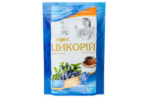 Напиток растворимый Цикорий с черникой Галка д/п 100г