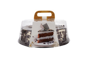 Торт Шоколадно-банановий Майстерня смакоти п/у 0.8кг
