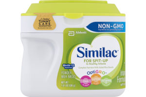 Similac Infant Formula with Iron For Spit-Up