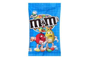 Драже з рисовими кульками в молочному шоколаді в різнокольоровій глазурі M&M's м/у 77г