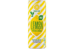 Lemon Lemon Sparkling Lemonade Original Flavor