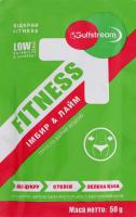 Концентрат напою безалкогольного пастеризований Імбир&Лайм Fitness Gulfstream д/п 50г