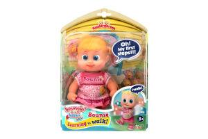 Іграшка лялька арт. 802001 Bounie, ходить. у блістері 19*8,5*26 см