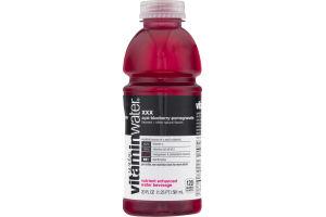 vitaminwater XXX Acai-Blueberry-Pomegranate