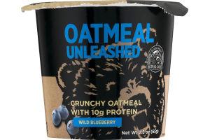 Kodiak Cakes Oatmeal Unleashed Crunchy Oatmeal Wild Blueberry