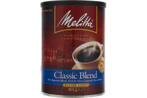 Melitta European Indulgence Classic Blend Medium Roast Coffee
