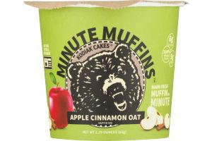 Kodiak Cakes Minute Muffins Apple Cinnamon Oat