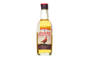 Виски 50мл 40% The Famous Grouse бут