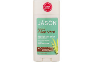 Jason Deodorant Stick Soothing Aloe Vera