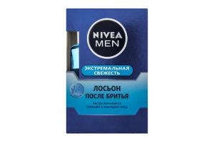 Лосьон после бритья Экстремальная свежесть Nivea Men 100мл