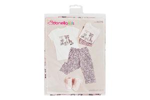 Пижама для девочки Donella 12-13лет Z3