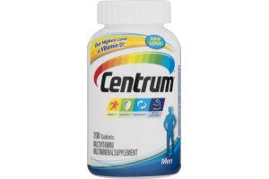 Centrum Multivitamin Men - 200 CT