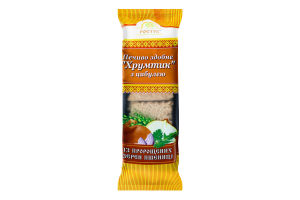 Печиво здобне з цибулею з пророщених зерен пшениці Хрумтик Росток м/у 200г