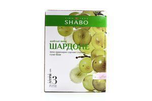 Вино 3л Шардоне Шабо