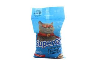 Наповнювач Supercat для кошачого туалету стандарт 3кг х 5