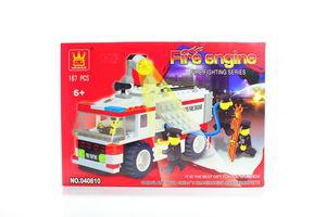 Іграшка Конструктор Мікроавтобус 040810