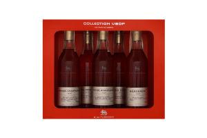 Коньяк A. de Fussigny VSOP Collection Set 5*20ml
