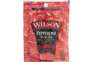 Wilson Pepperoni Slices