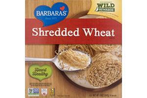 Barbara's Shredded Wheat Cereal