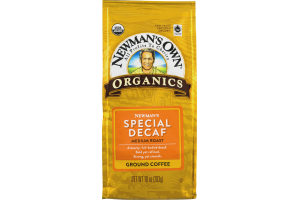 Newman's Own Organics Newman's Special Decaf Medium Roast Ground Coffee