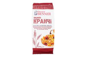 Мюсли запеченные Кранчи вишневые Doctor Benner м/у 375г