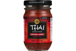 Asian Creations Thai Kitchen Red Curry Paste