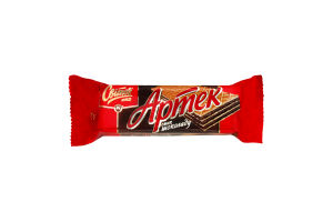 Вафли Артек вкус шоколада Свиточ м/у 80г