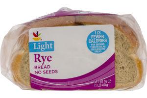 Ahold Light Bread Rye