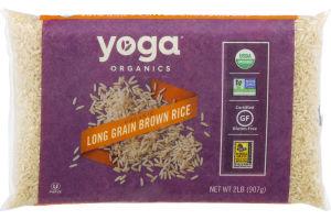 Yoga Organics Organic Long Grain Brown Rice