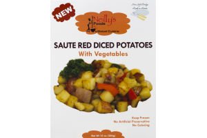 Neilly's Foods Saute Red Diced Potatoes with Vegetables