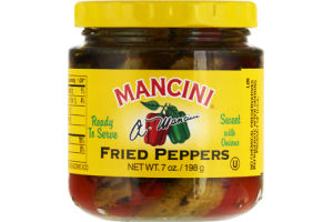 Mancini Fried Peppers