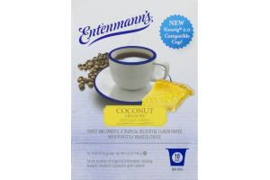 Entenmann's Coconut Cream Pie Coffee Cups - 10 CT