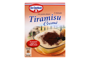 Десерт Tiramisu Dr.Oetke к/у 60г