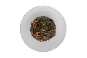 Салат з морської капусти та баклажанів