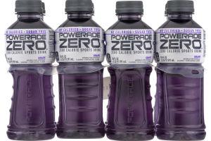 Powerade Zero Grape - 8 PK
