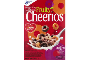 Fruity Cheerios Cereal